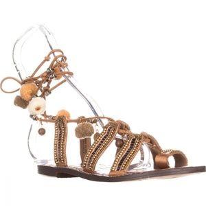 Sam Edelman Graciela Lace Up Sandals Size 10